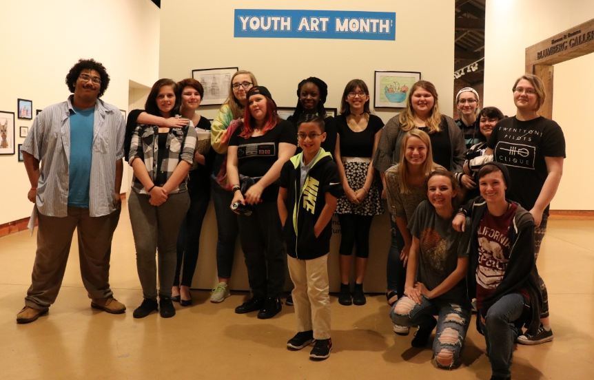 Youth Write Night 2018