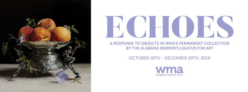 "Just eight days left to see ""Echoes"" at WMA"