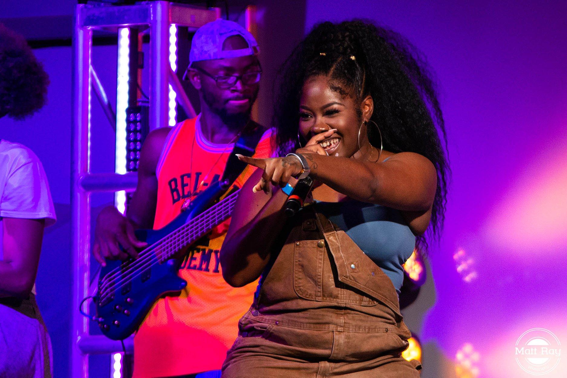 Love Moor (Birmingham, AL) performs at YPA 2019
