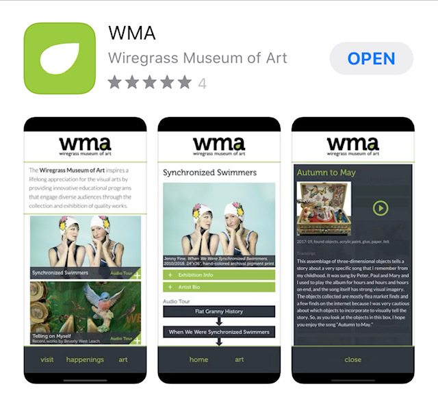 Wiregrass Museum of Art launches the WMA App