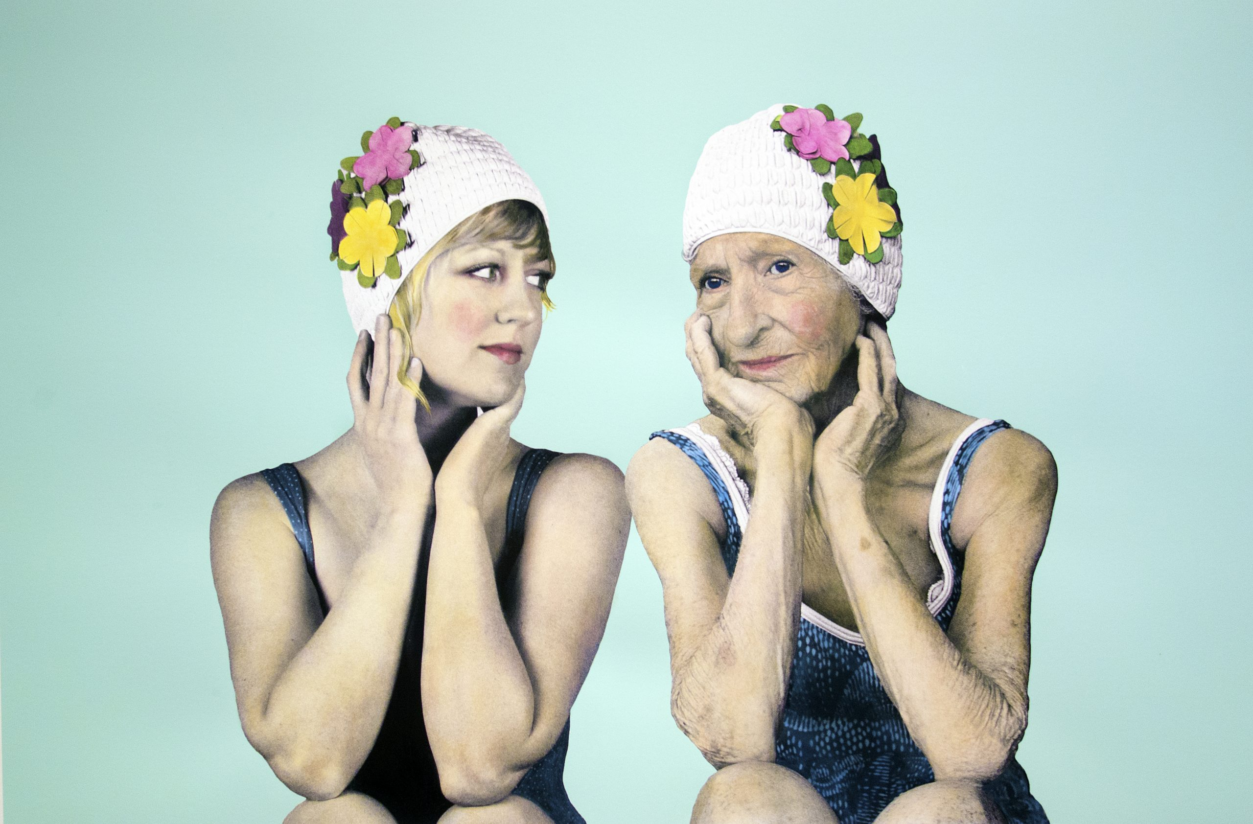 Synchronized Swimmers – An interview with artist Jenny Fine