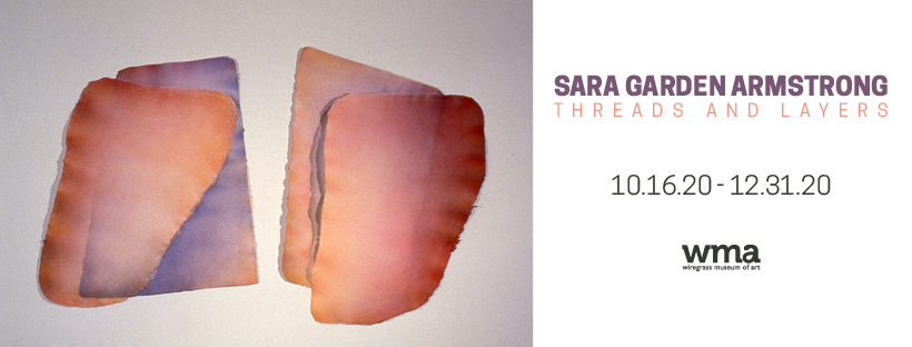 'Sara Garden Armstrong: Threads and Layers' set to open October 16 at WMA
